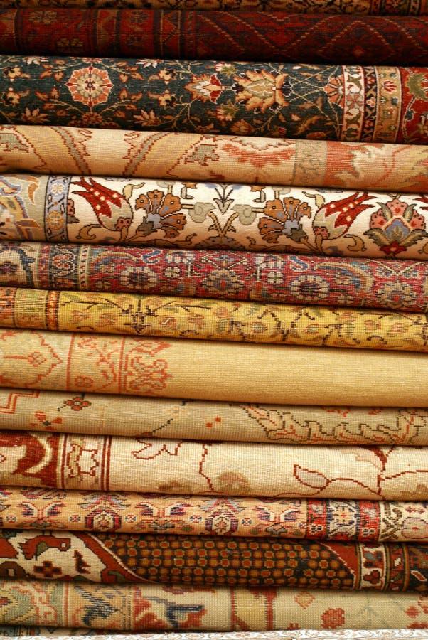 mattor arkivbild