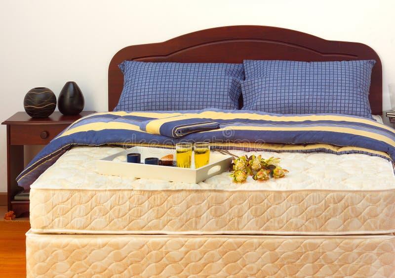 Download Mattress stock image. Image of room, tray, duvet, life - 27808899