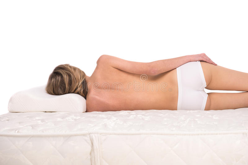 Mattress stock photo