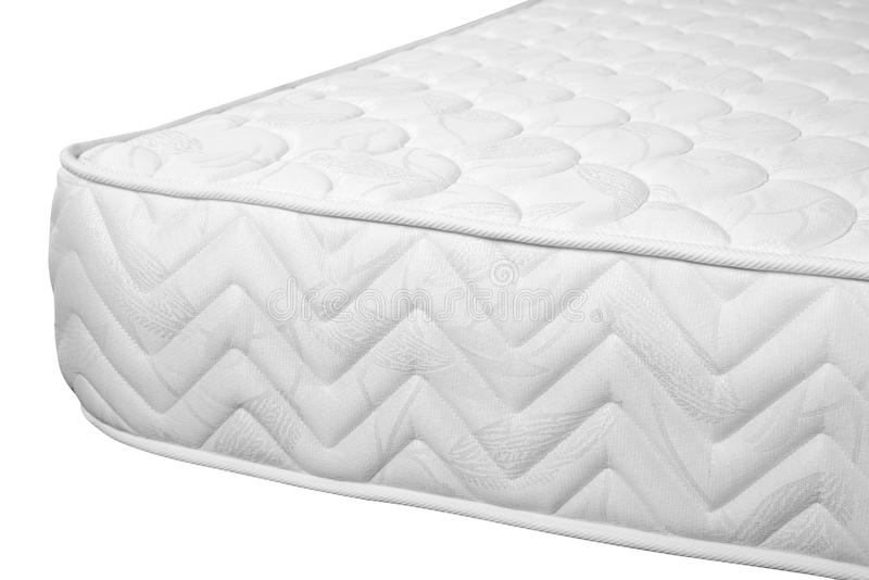 mattress Trajeto de grampeamento imagens de stock