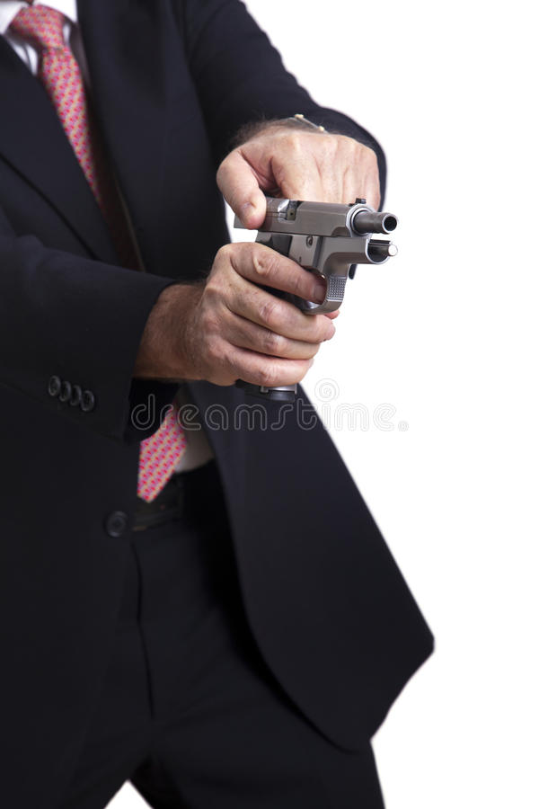 Download About to Shoot stock image. Image of danger, motion, murderer - 29794869