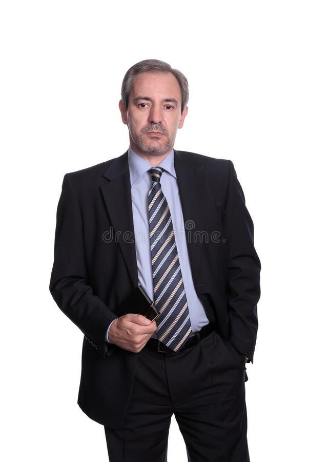 Download Mature Business Man Portrait Stock Photo - Image: 6022710