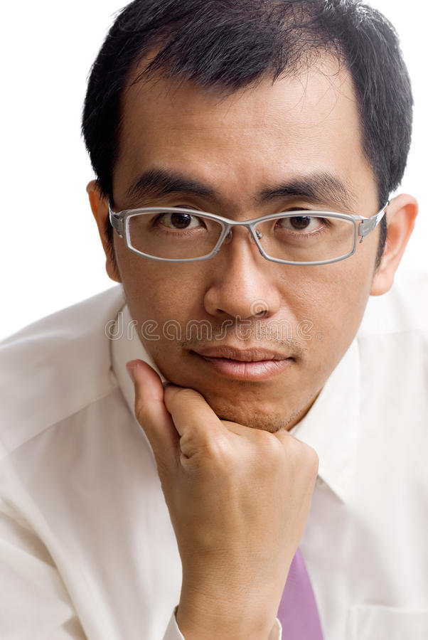 Download Mature businessman stock image. Image of asian, east - 13165173