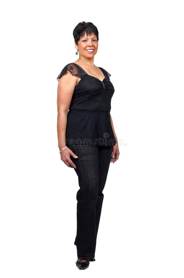 Mature Lady Stock Photos