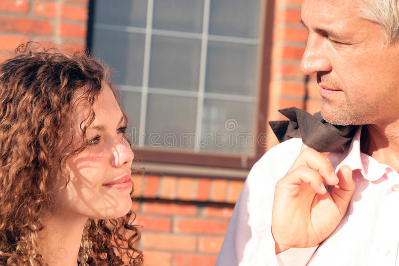 Download Mature Man And Pretty Teenage Girl Royalty Free Stock Photography - Image: 10835167