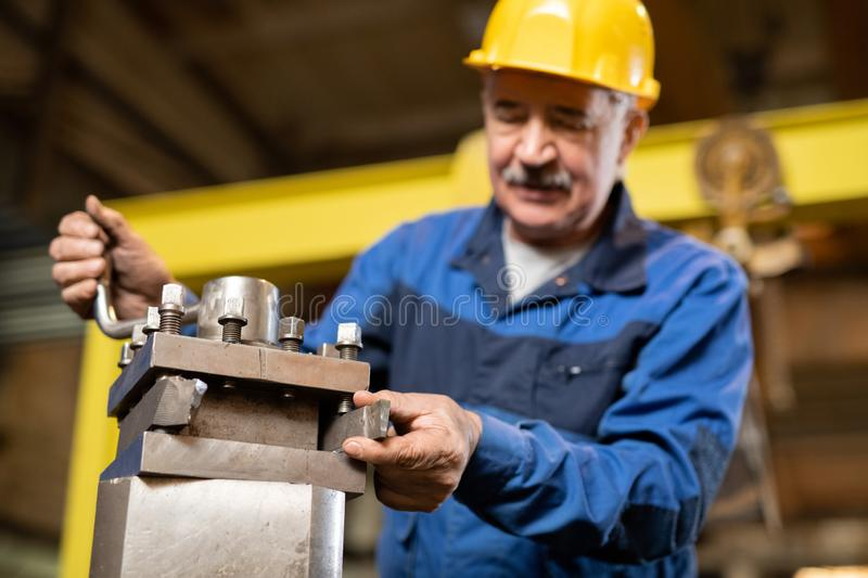 Repairing generator stock photos