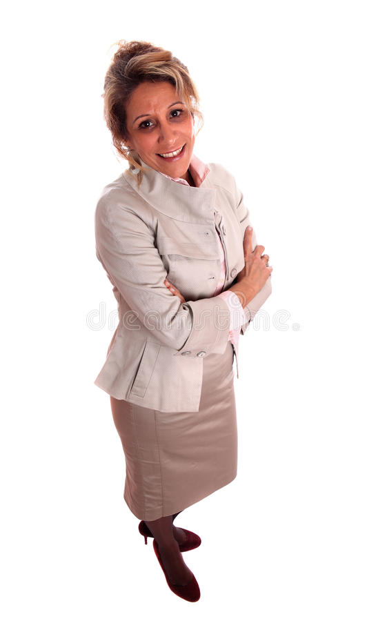 Download Mature woman stock image. Image of girl, elderly, manager - 18579663