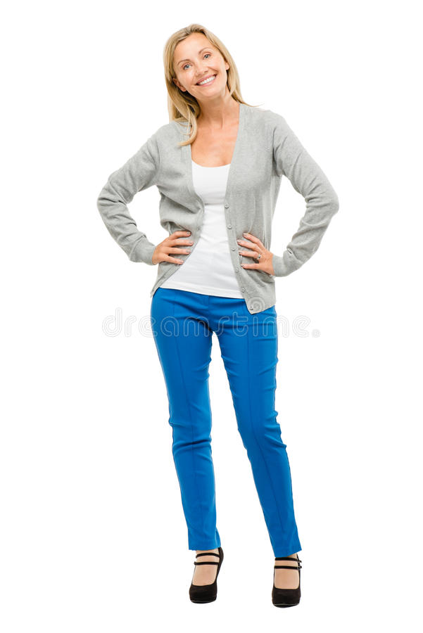 Mature women full body attentively would