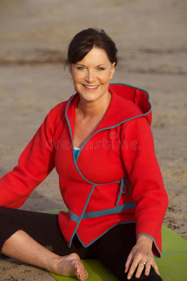 Download Mature Woman's Lifestyle And Liesure Stock Photo - Image: 13254018