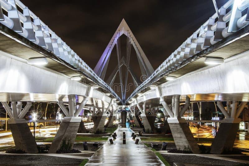 Matute Remus Bridge imagen de archivo libre de regalías