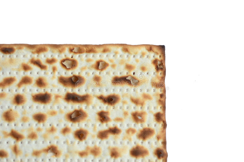 Matza - día de fiesta judío de la pascua judía imagenes de archivo