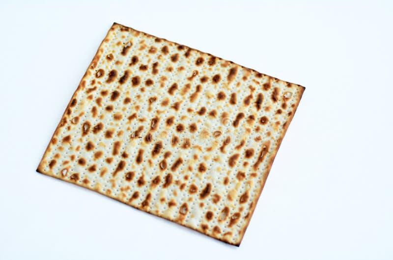 Matza - Pascha Joodse Vakantie stock foto