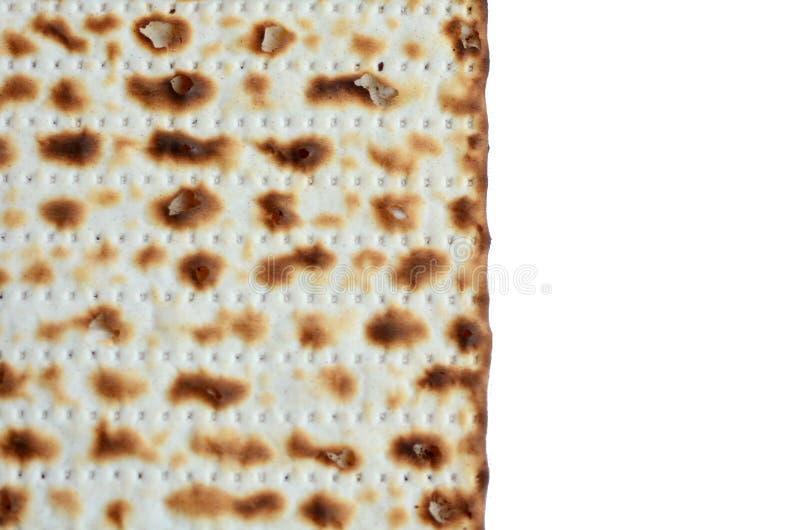 Matza - Pascha Joodse Vakantie stock afbeeldingen