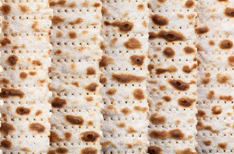 Matzah Pain traditionnel juif de pâque Symbole de célébration de Pesach images stock