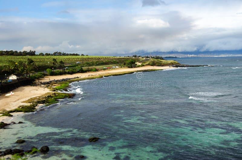 Maui royaltyfria foton