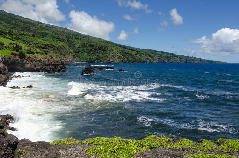 Maui lizenzfreie stockfotos