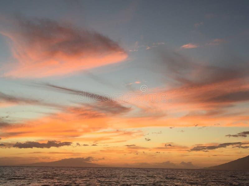 Maui 2015 immagini stock