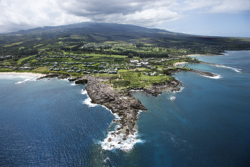 Download Maui coastline. stock photo. Image of 060429b0028, ocean - 3468078