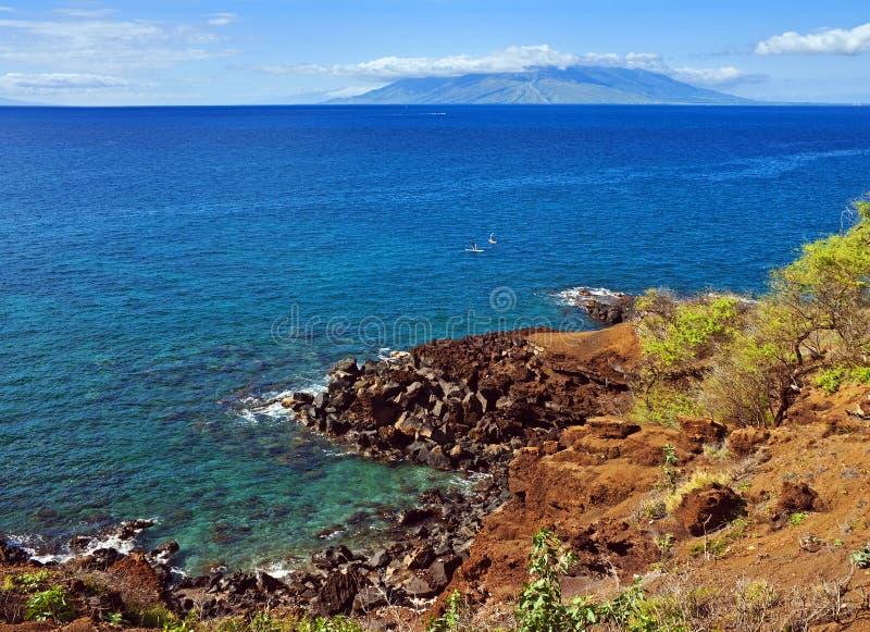 Maui spectaculaire  images libres de droits