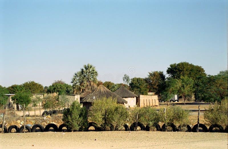 Maun, Botswana foto de archivo libre de regalías