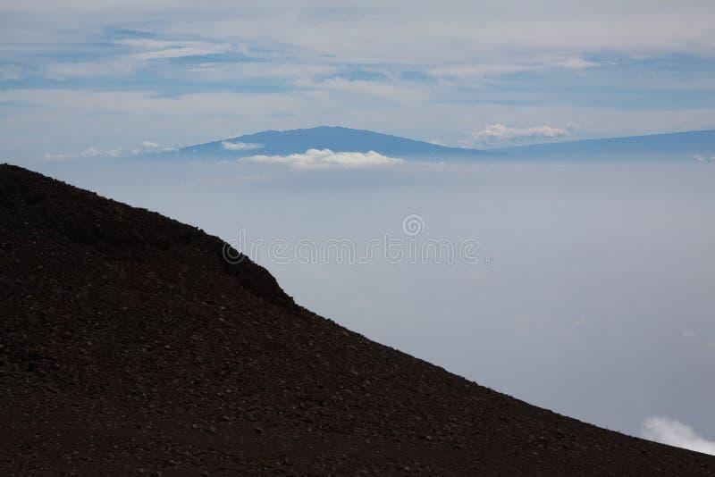 Mauna Lea Maui imagen de archivo