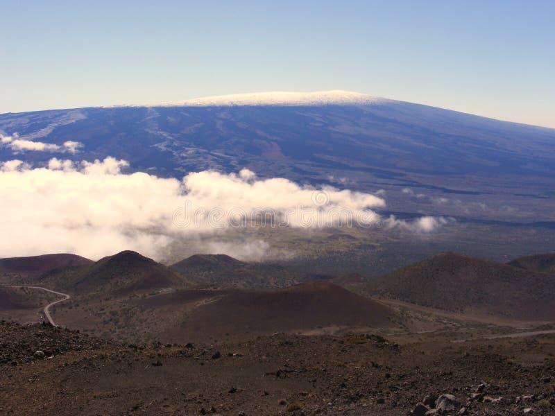 Mauna LOA image libre de droits