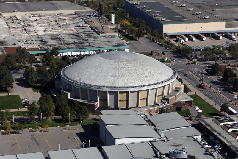 Maurice Richard Arena royalty-vrije stock foto's