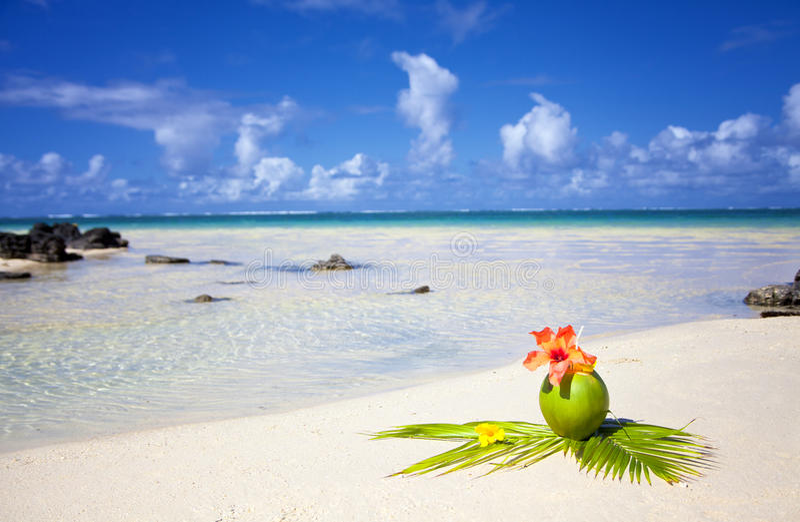 Mauritius obrazy royalty free