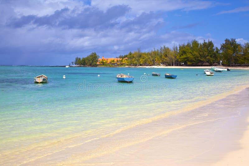 Mauritius obrazy stock