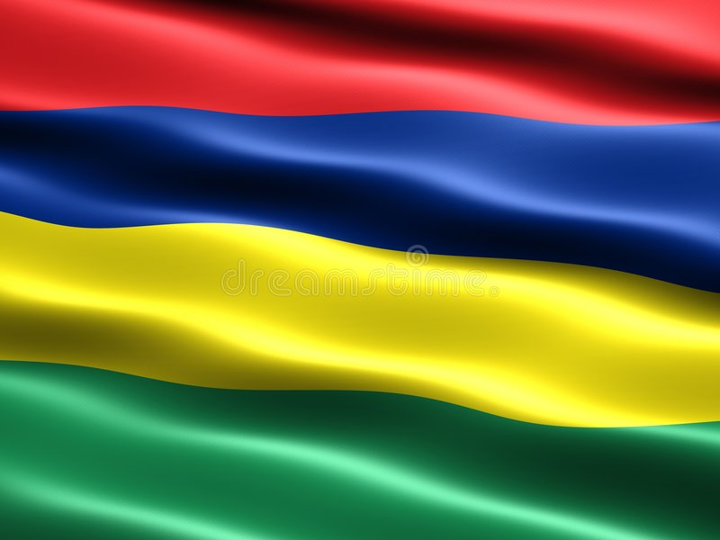 Mauritius bandery