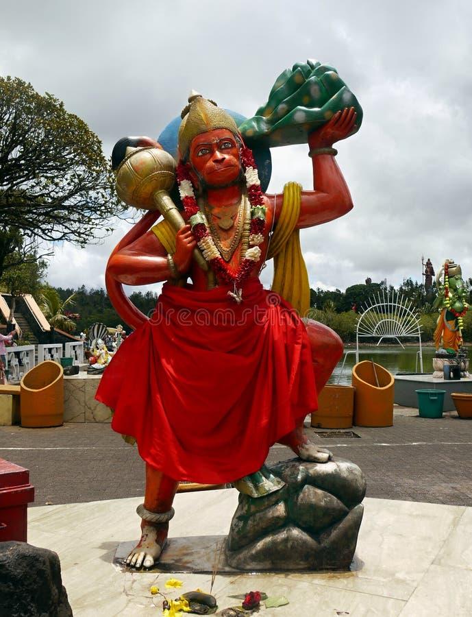 Mauritius Island Grand Bassin, templo hindú imágenes de archivo libres de regalías