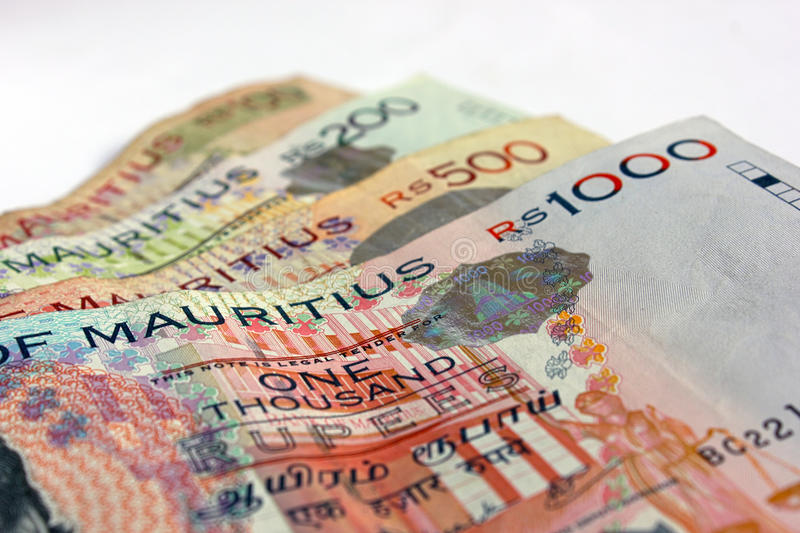 Download Mauritius Rupees Notes stock image. Image of buying, money - 27721651
