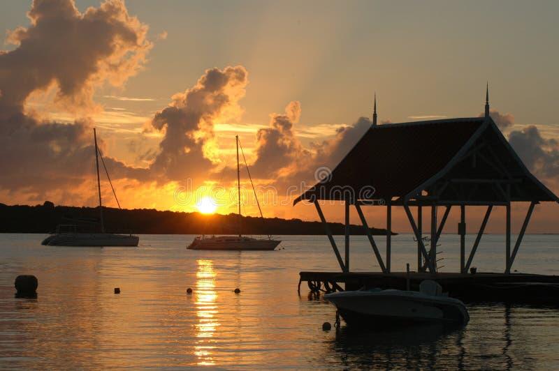 Download Mauritius Sunrise Stock Photography - Image: 518862