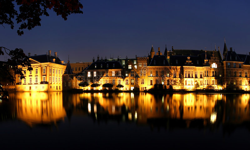 mauritshuis obrazy stock