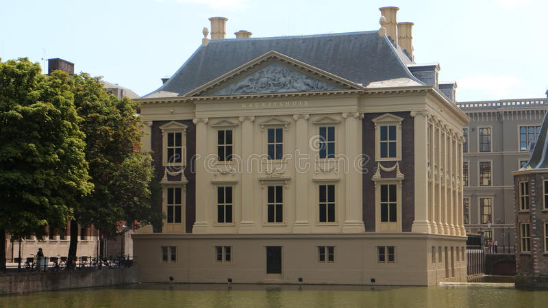 Mauritshuis fotografia royalty free