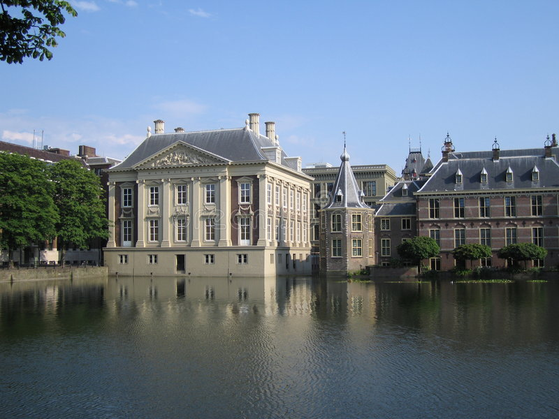 Mauritshuis fotografía de archivo