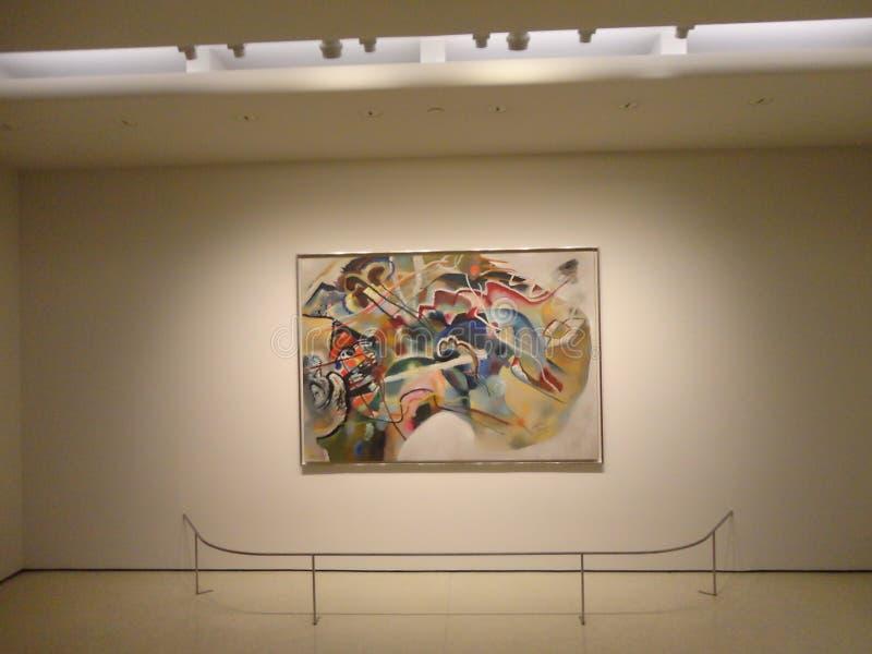 Maurizio Cattelan: Wszystko Przy Guggenheim NYC 84 fotografia stock