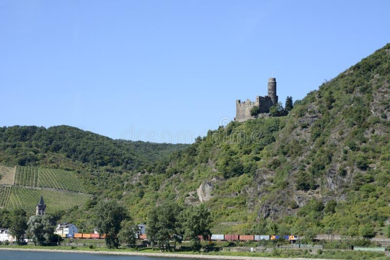 Maus城堡 图库摄影