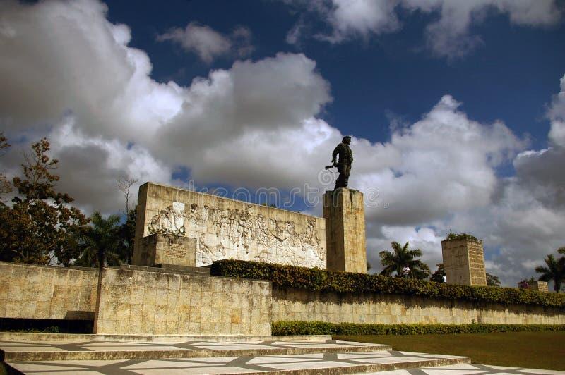 Mausolée de Che Guevara en Santa Clara de Cuba photos libres de droits