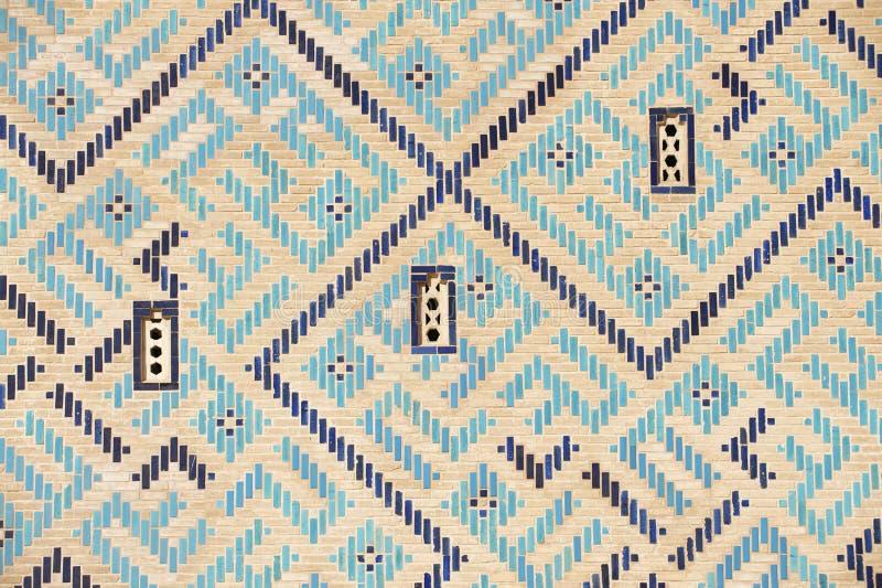 Mausolée de Khoja Ahmed Yasavi dans Turkistan, Kazakhstan photo libre de droits