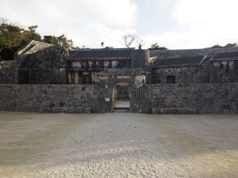 Mausolée de Tamaudun en Okinawa Japan photo libre de droits