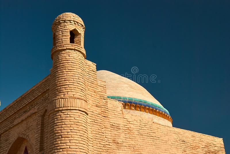 Mausolée Taraz, Kazakhstan image libre de droits