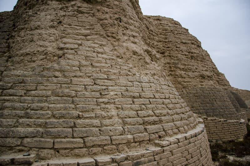 Mausoléu da dinastia Xia Mausoleum ocidental de Xixia imagem de stock royalty free