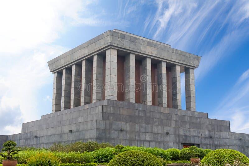 Mausoléu de Ho Chi Minh imagens de stock royalty free