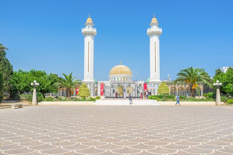 Mausoleet arkivbild
