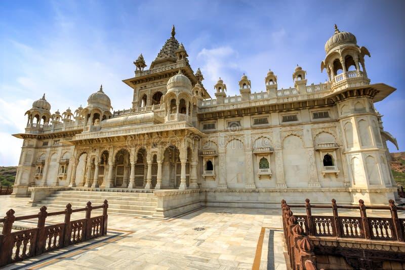 Mausoleo de Jaswant Thada fotografía de archivo