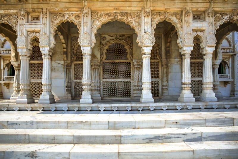 Mausoleo de Jaswant Thada imagenes de archivo
