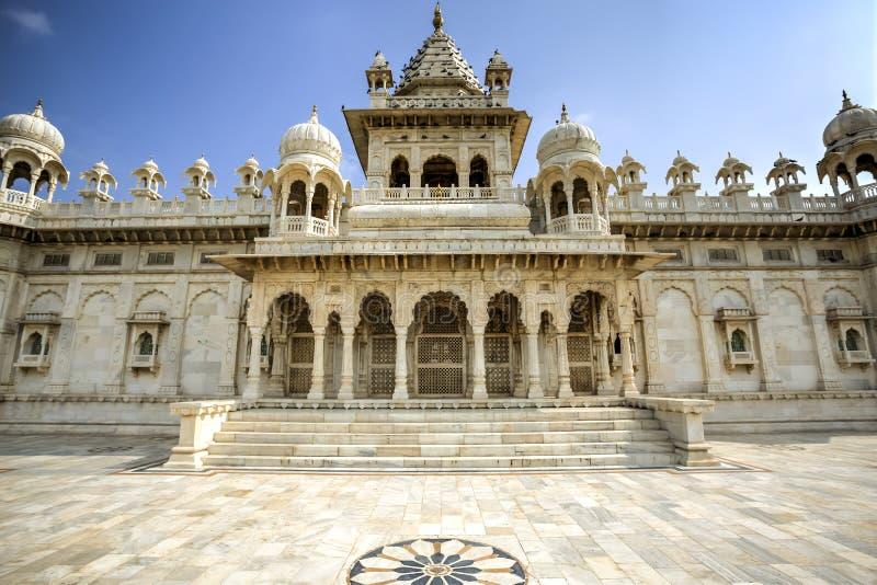 Mausoleo de Jaswant Thada fotos de archivo libres de regalías