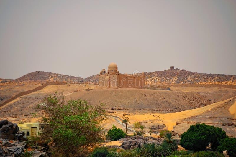 Mausoleo di Aga Khan immagine stock