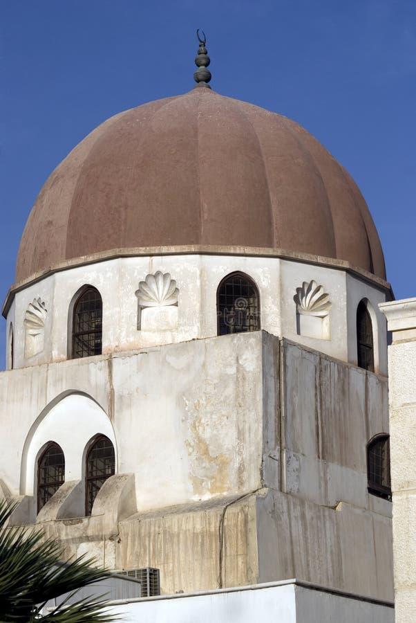 Mausoleo di Saladdin, Damasco, Siria immagine stock libera da diritti